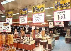 : Grandes Almacenes en España 5 - Galerias Preciados