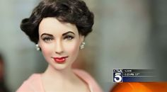 images of celeb dolls | Rare Look at the Artistry of Celebrity Doll Maker Noel Cruz | KTLA 5