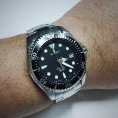 Seiko Prospex SBDC007 Shogun Titanium Scuba Diver