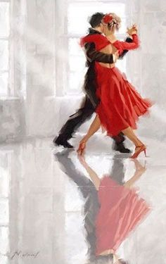 New salsa dancing painting tango dancers ideas Shall We Dance, Just Dance, Artist Canvas, Canvas Art, Canvas Size, Tango Art, Tango Dancers, Ballet Dancers, Dance Paintings
