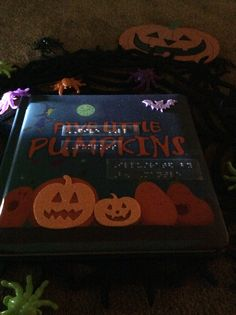 Don't let Halloween scare you from having your favorite toddler books adapted for your Braille reader!