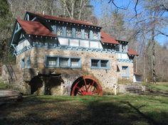Mill House | John C. Campbell Folk School | Visit us at www.folkschool.org