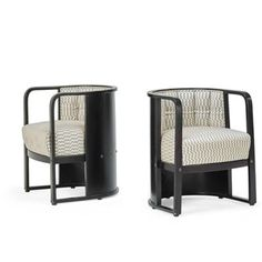 View Pair of armchairs by Josef Hoffmann on artnet. Browse upcoming and past auction lots by Josef Hoffmann.