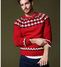 Simons Highlights Casual Holiday Men's Styles