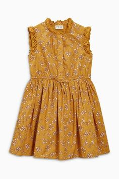 The PERFECT autumn dress for your little princess! Shop via the link in our bio.
