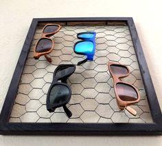 Sunglasses holder More