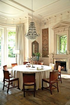 Everyone And Their Brother Has Written About Designer And Antiquarian Rose  Uniackeu0027s London Townhouse. Brooke Giannetti · Dining Room Inspiration