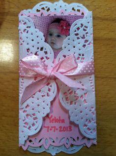 Baby Yekta's Photo Favor