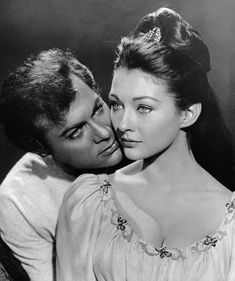 ...Christine Kaufman...interesting-looking, not much of a career in the US, but did marry Tony Curtis when he still was dishy...!