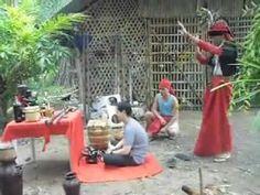 Babaylan Ritual: Batak Dungan