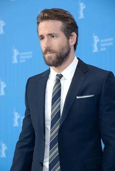 Ryan Reynolds Fashion