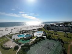 What a beautiful sight! You can see this, too, when you stay at Gulf Shores Plantation 5816 in Fort Morgan, Alabama!
