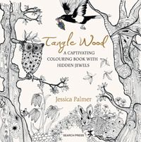 Search Press | Tangle Wood by Jessica Palmer