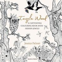 Search Press | Tangle Wood by Jessica Palmer