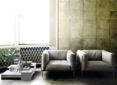 Three-seater sofas: Sofa Rod by Living Divani