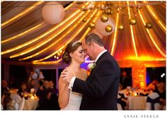 Meyers Castle in Indiana Wedding: Paige + John » Annie Steele Photography