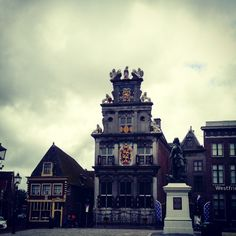 Hoorn in Noord-Holland