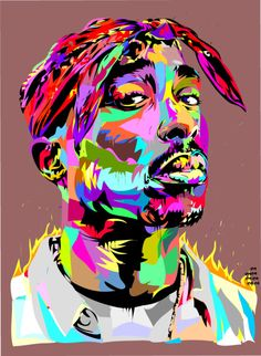 Takun Williams #2pac #tupac