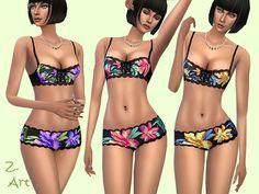 Sims 4 CC's - The Best: 4 You Set - Underwear by Zuckerschnute20