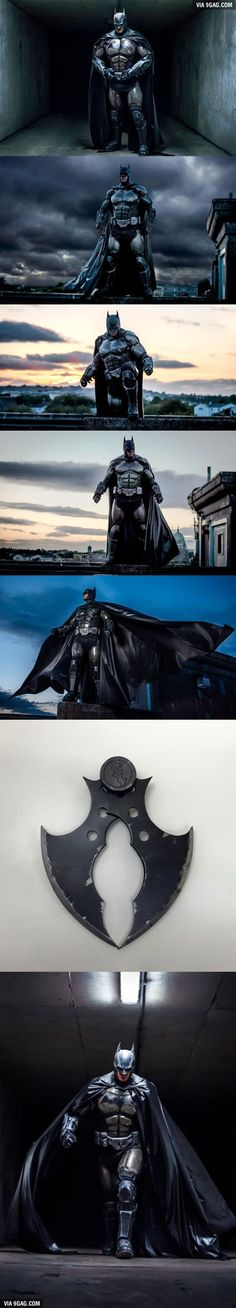 Batman Cosplay Is Out Of Control (By Julian Checkley)