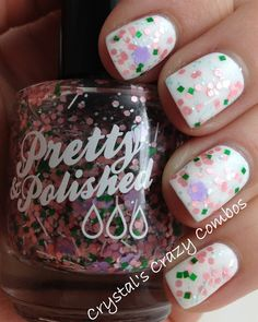 Crystal's Crazy Combos: Pretty & Polished - Sunday Best
