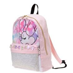 Minnie Mouse Backpack ~ Disney Store Japan