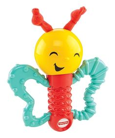 Another great find on #zulily! Gigglin' Butterfly Toy by Fisher-Price #zulilyfinds