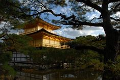 Kinkaku-ji Temple (the Golden Pavilion)