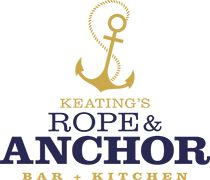 Take a glimpse of MGRs latest #ResponsiveMicrositeDesign - Hilton Penn's Landing: Keating's Rope and Anchor Bar + Kitchen – Microsite: www.ropeandanchorkitchen.com