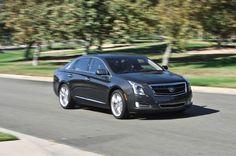 2014 Cadillac XTS Vsport AWD First Test - Motor Trend