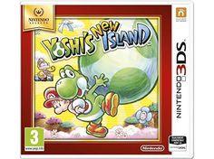 cool NINTENDO GAMES Select 3DS Yoshi's New Island NL chez Media Markt