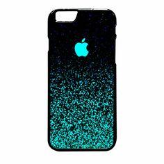 Mint Sparkle iPhone 6 Case