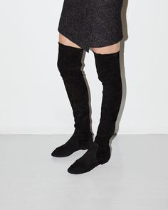 Isabel Marant Étoile Brenna Over-The-Knee Boot