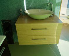 Badezimmermöbel Komode