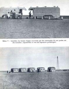 L'évolution de l'hôtellerie à Bidon V