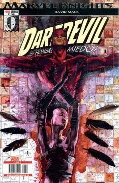 Daredevil. Marvel knights #58