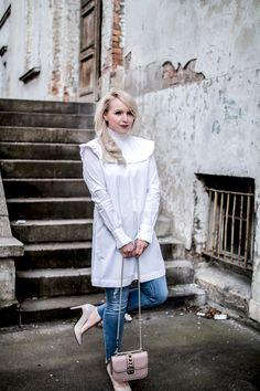 #zukkermaedchen #dress #denim #valentino