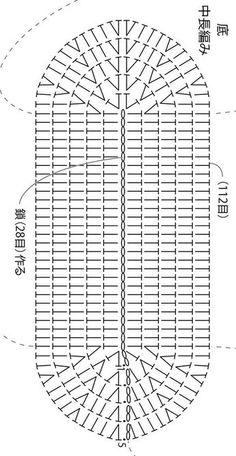 Diseño de bolso de ganchillo Cloisonne pattern: Naver blog