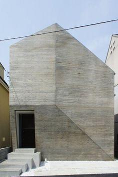 House of Platinum, minimalist  - Japan, 2013   house . Haus . maison   Architect: MDS Architects  