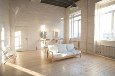 Monochrome Loft - Techno studio | Flickr - Photo Sharing!