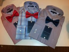 Tommy Hilfiger Dress Shirt and bowties