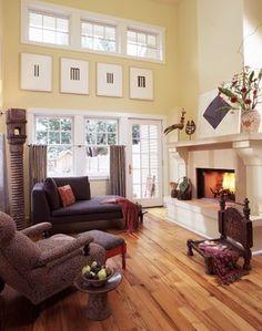Longleaf Lumber - eclectic - living room - boston - Longleaf Lumber Inc
