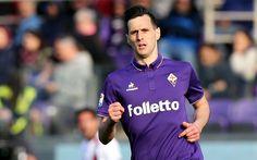 Lataa kuva Nikola Kalinić, Seria A, jalkapallo, jalkapalloilijat, Florentine