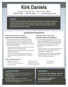 #resume design