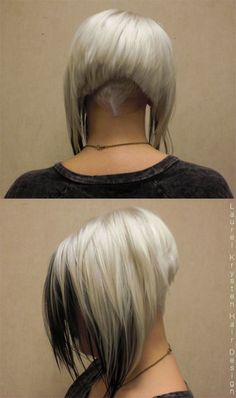 undercut, needs a smoother transition at the neck...