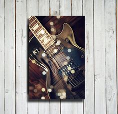 Rockstar  Guitar photography  Electric Guitar by EmeraldTownRaven, $74.00