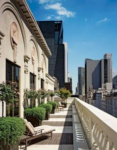 My Manhattan penthouse by designer Charles Allem