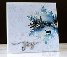 About Xmas Cards Handmade Winter Scenes 16 - sitihome Homemade Christmas Cards, Christmas Cards To Make, Homemade Cards, Holiday Cards, Winter Christmas, Prim Christmas, Xmas Cards Handmade, Handmade Christmas, Snowflake Cards