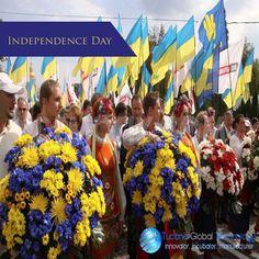 Happy #IndependenceDay In #Ukraine
