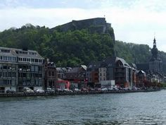 The Citadel of Dinant